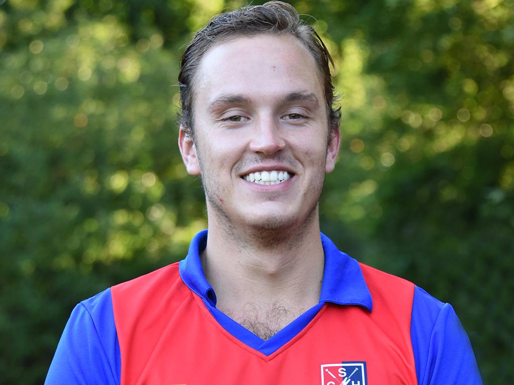 Marnix Kleinsman stapt over van SCHC naar Rotterdam
