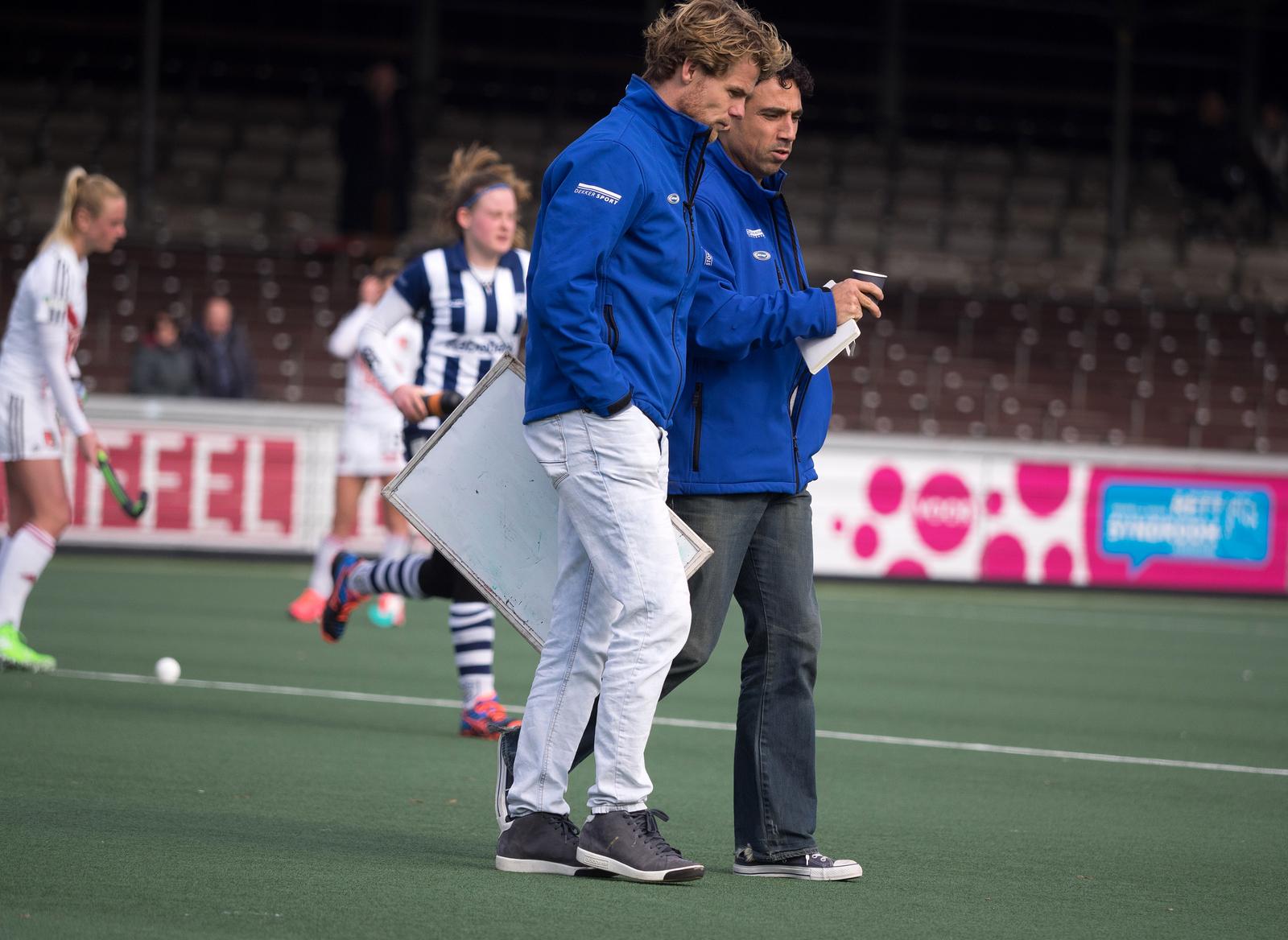 Erik van Driel vanaf nieuwe seizoen coach hdm heren