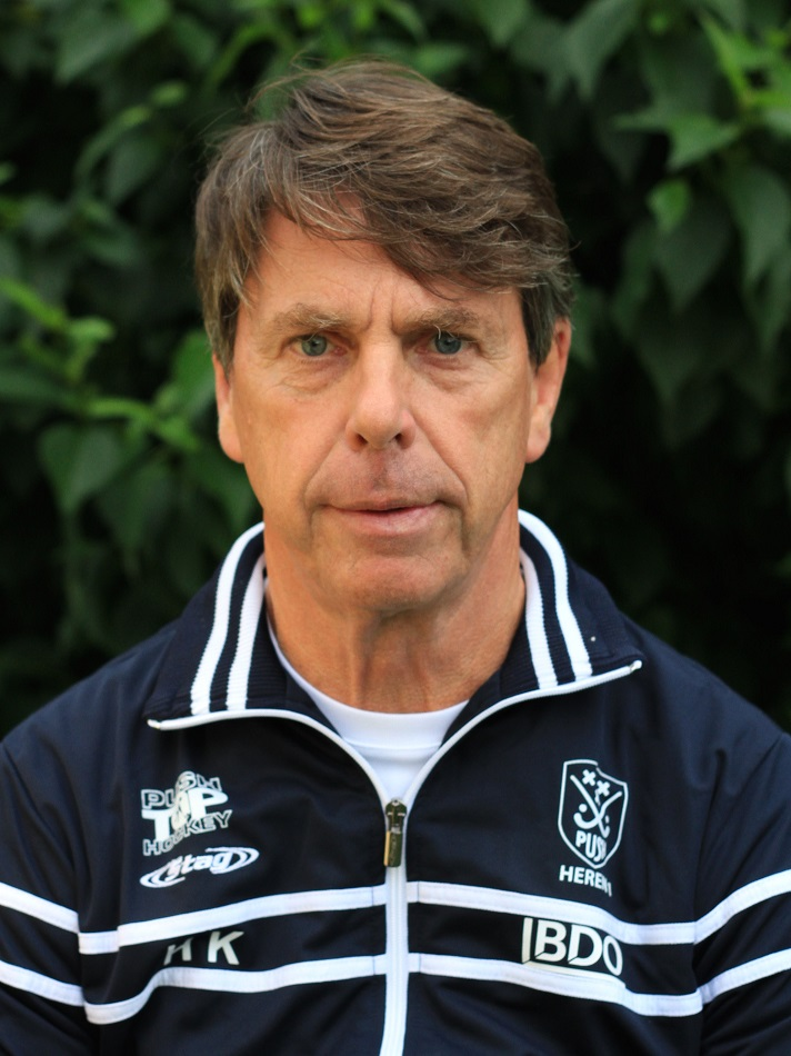 OVK (D): Herman Kruis nieuwe coach Push