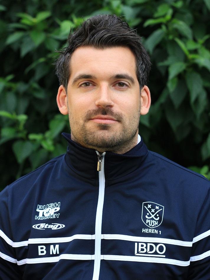 Stefan Duyf komend seizoen aan het roer bij HC Oranje-Rood D1