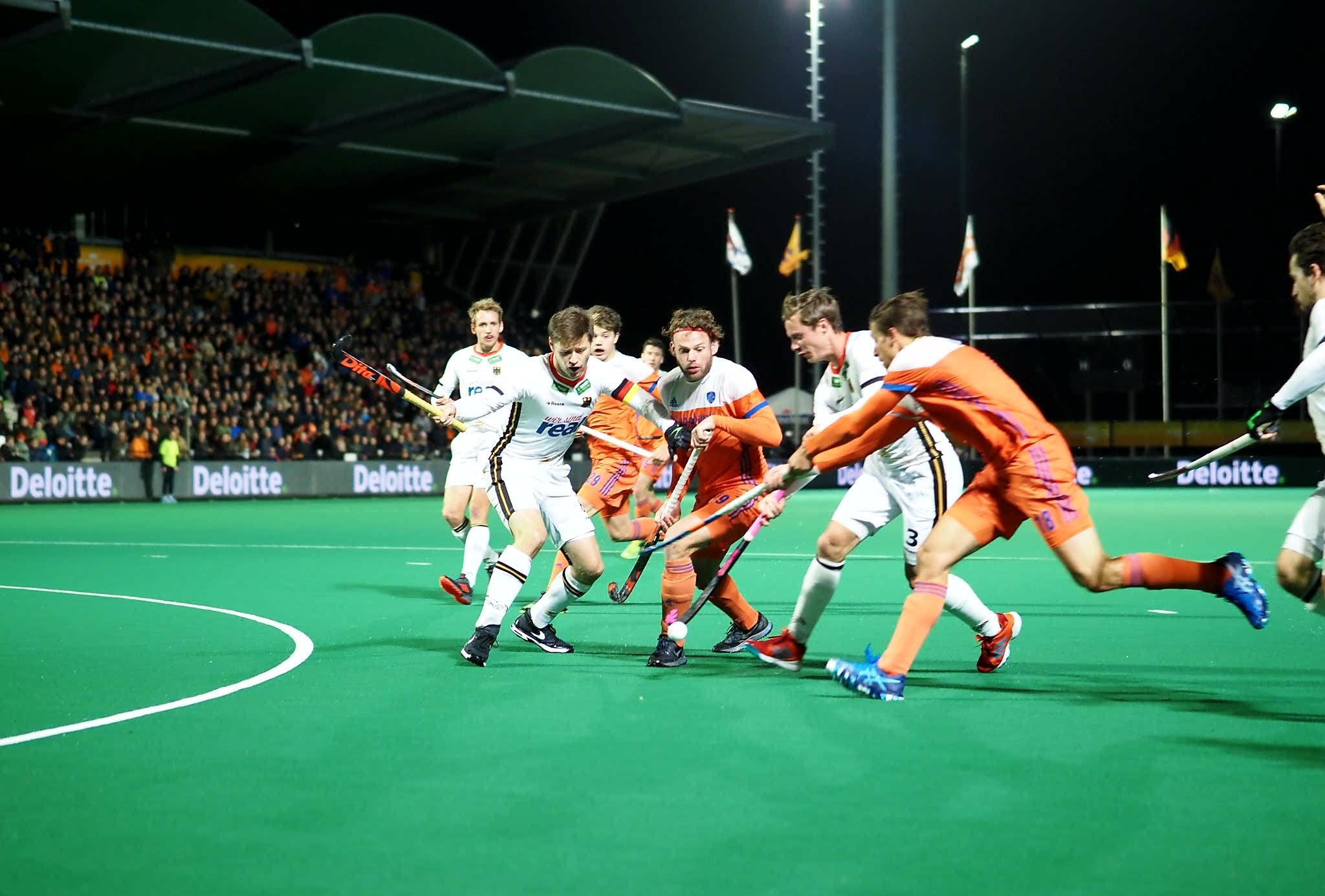 Preview FIH Pro League (H): Duitsland-Nederland