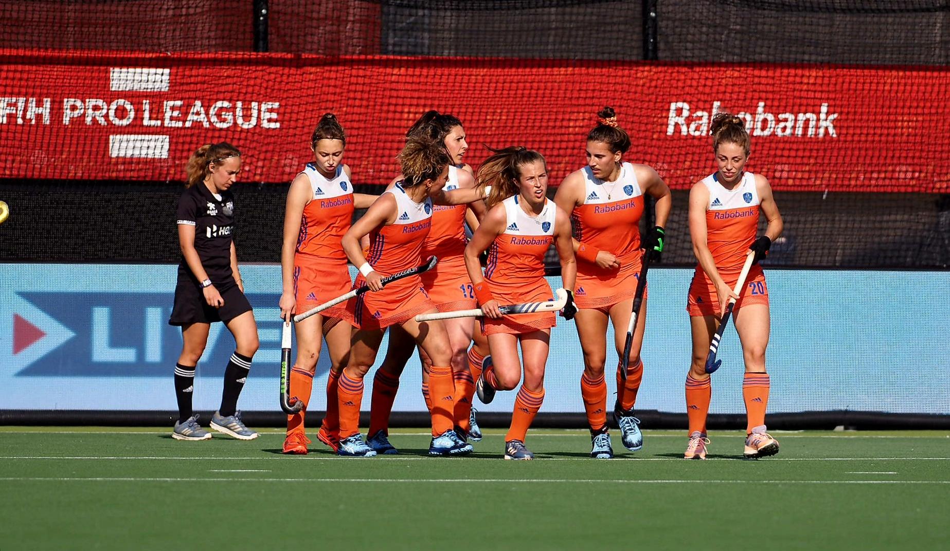 Preview Pro League (D): Oranje Dames ontvangen die Mannschaft