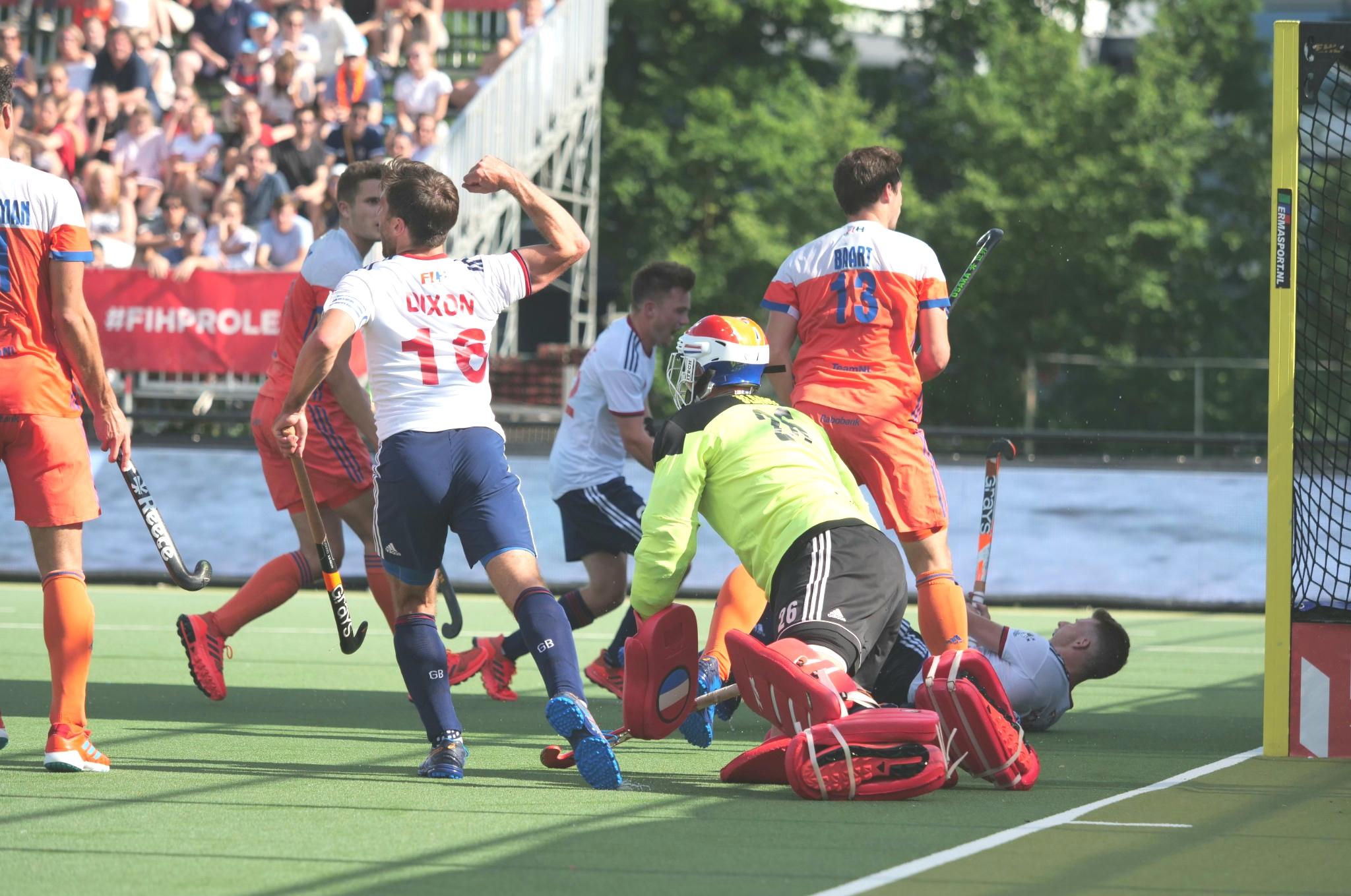 Preview Pro League (H): Oranje heren zinnen op wraak in Londen tegen Britten