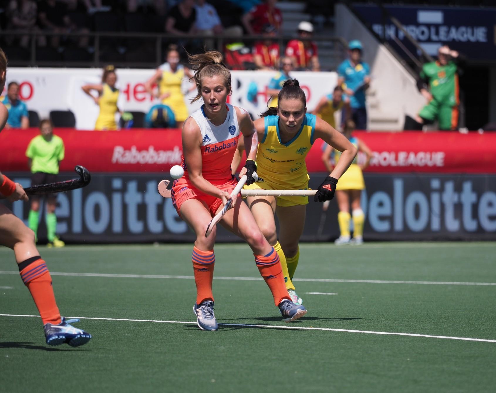 Round-up FIH Pro League (D): Oranjedames kennen tegen Australië uitstekende generale voor Grand Final