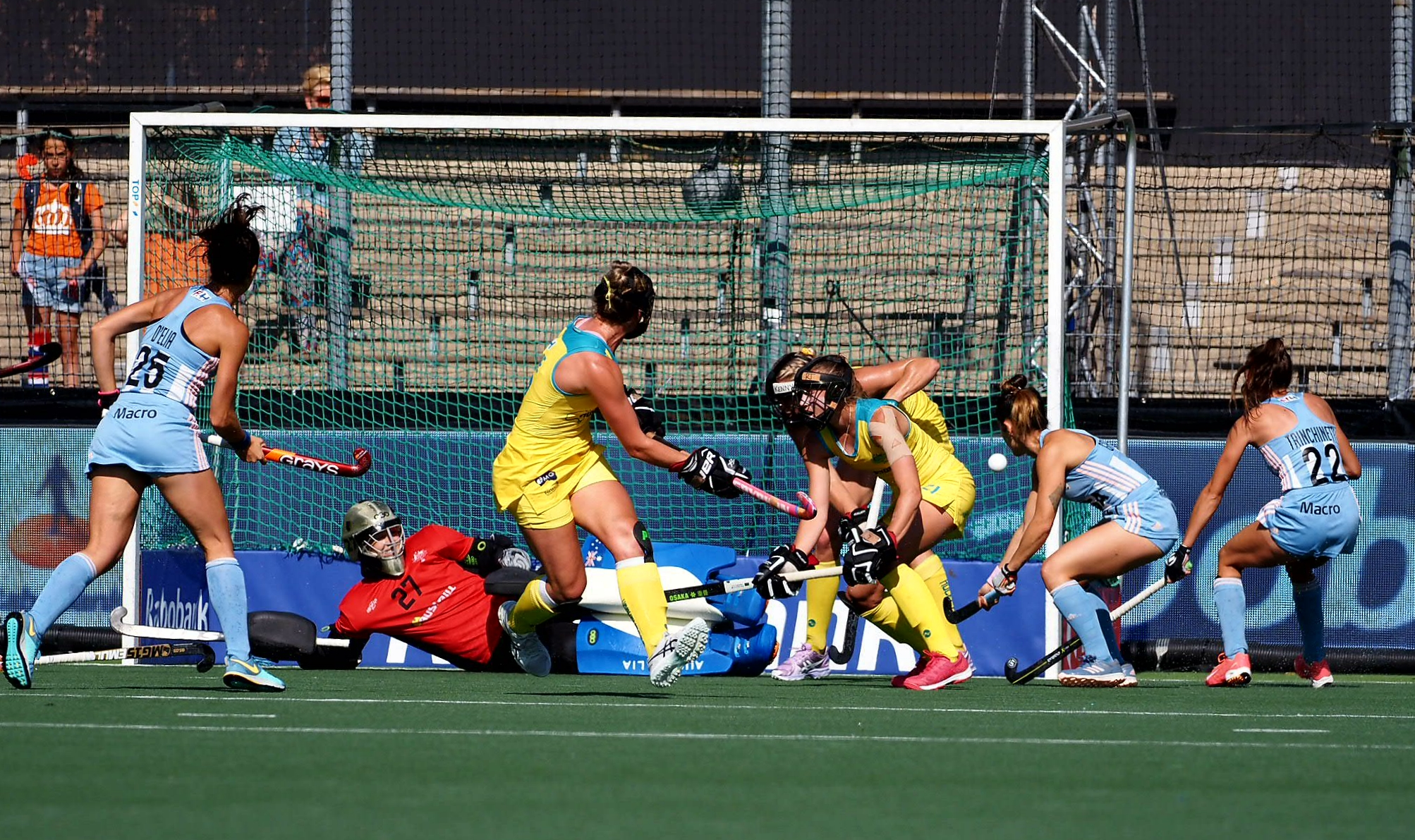 Round-up Pro League Grand Final (D): Hockeyroos na shoot-outs in finale ten koste van Argentinië