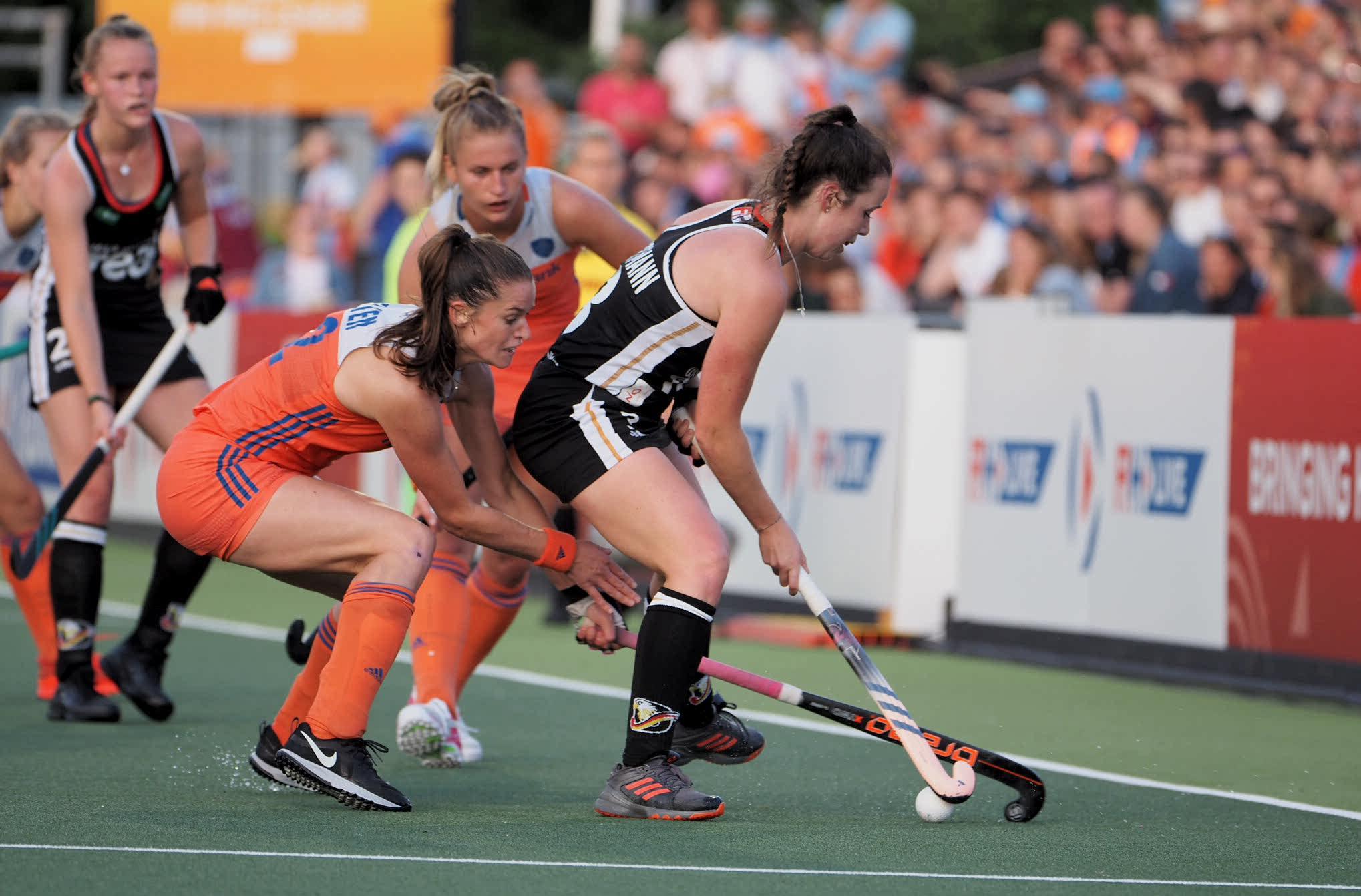 Round-up Pro League Grand Final (D): Oranje in finale na moeizame zege op Duitsland