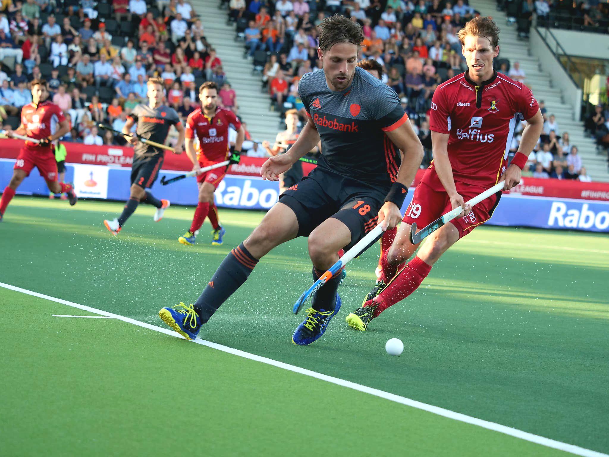 Round-up Pro League Grand Final (H): Oranje delft opnieuw onderspit tegen Belgen
