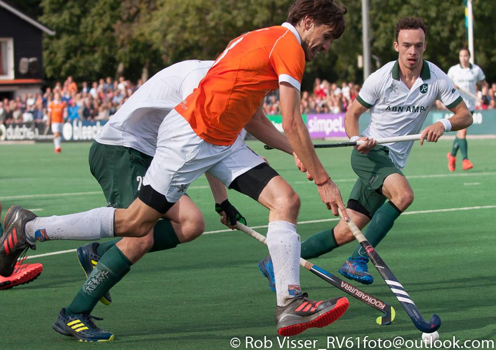 HK samenvatting (H): Bloemendaal-Rotterdam 3-1