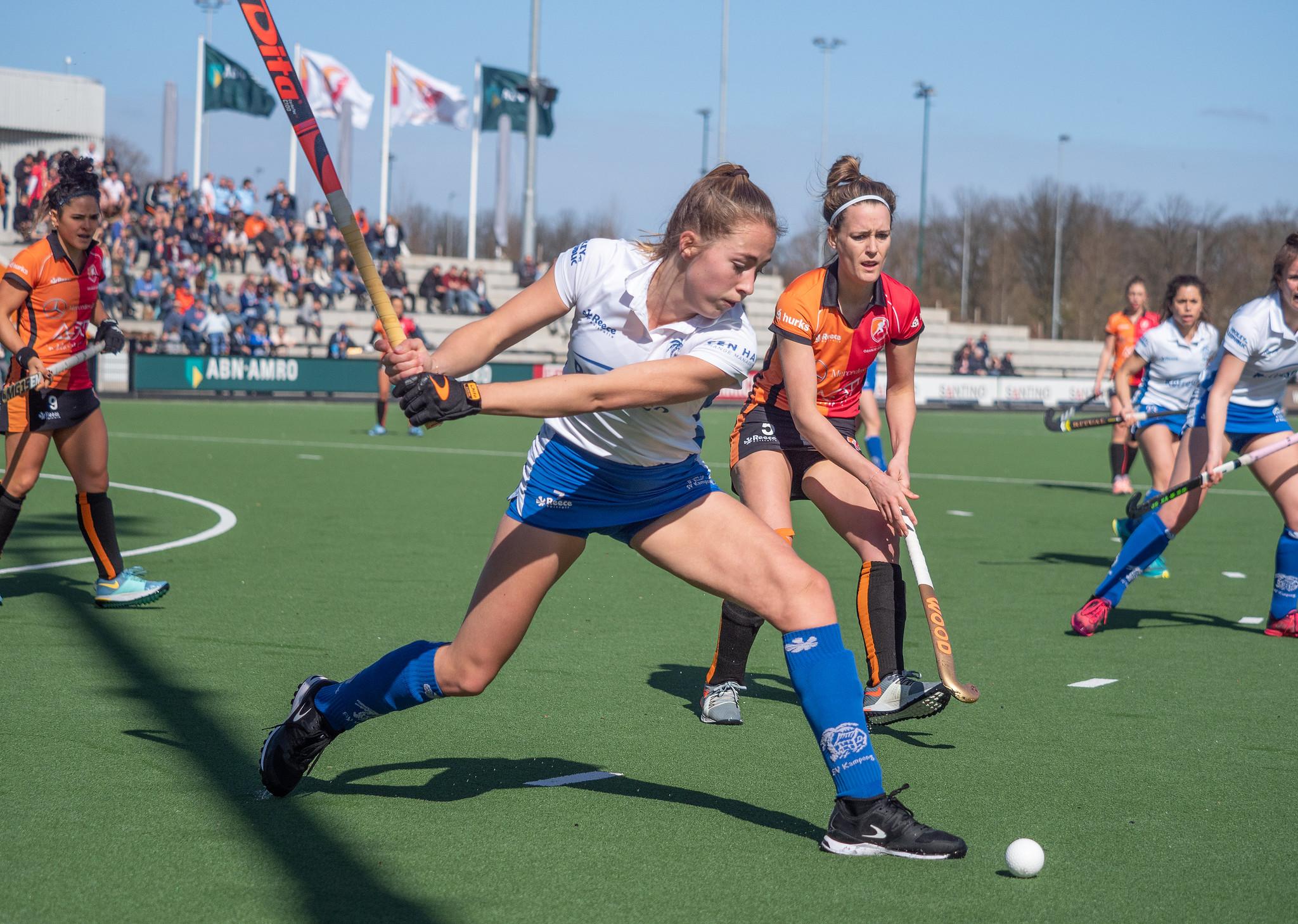 De comeback van Renée van Laarhoven bij Oranje