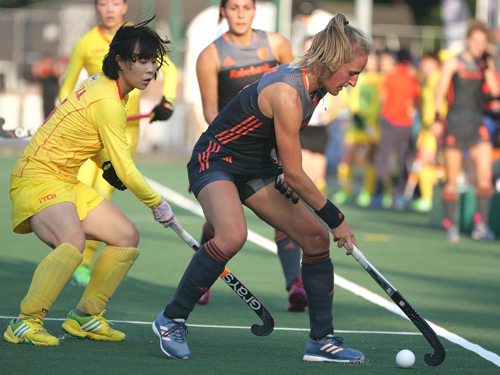 Eindstand Pro league: Nederland wint ook tweede wedstrijd van China (Eindstand 2 - 4)