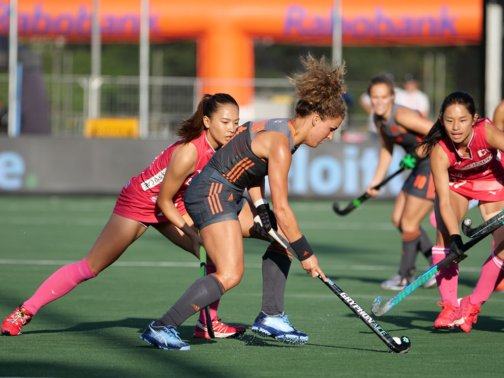 4-Nations Trophy (D): Nederland rekent af met Japan