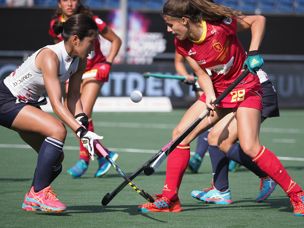 4-Nations Trophy (D): Japan wint ook van Spanje