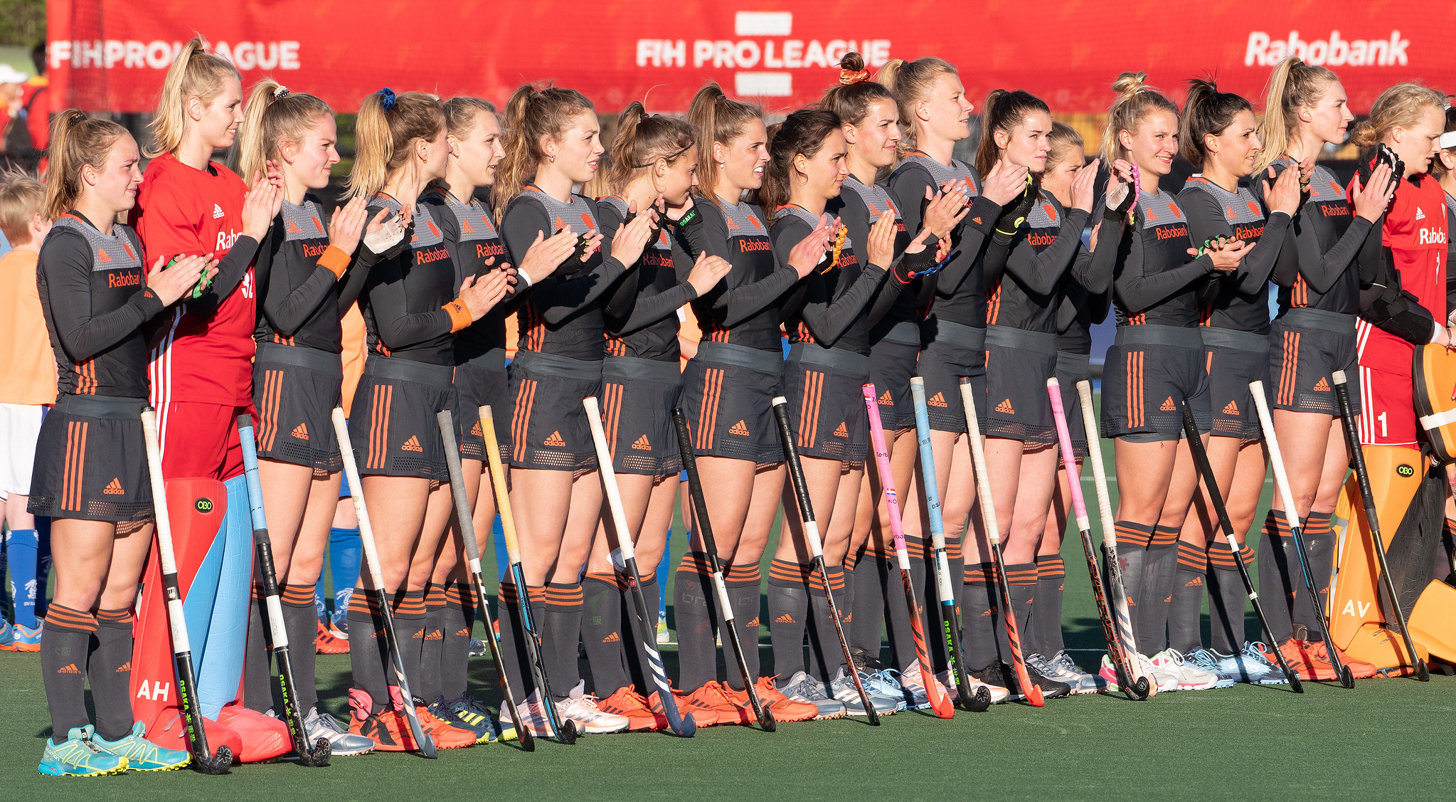 LIVE verslag van Duitsland - Nederland (D) Einde wedstrijd 0 - 1