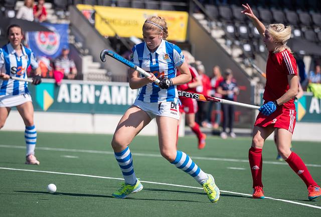 LIVE Europa Cup Dames: Der Club an der Alster – Real Sociedad (Eindstand 1 - 2)