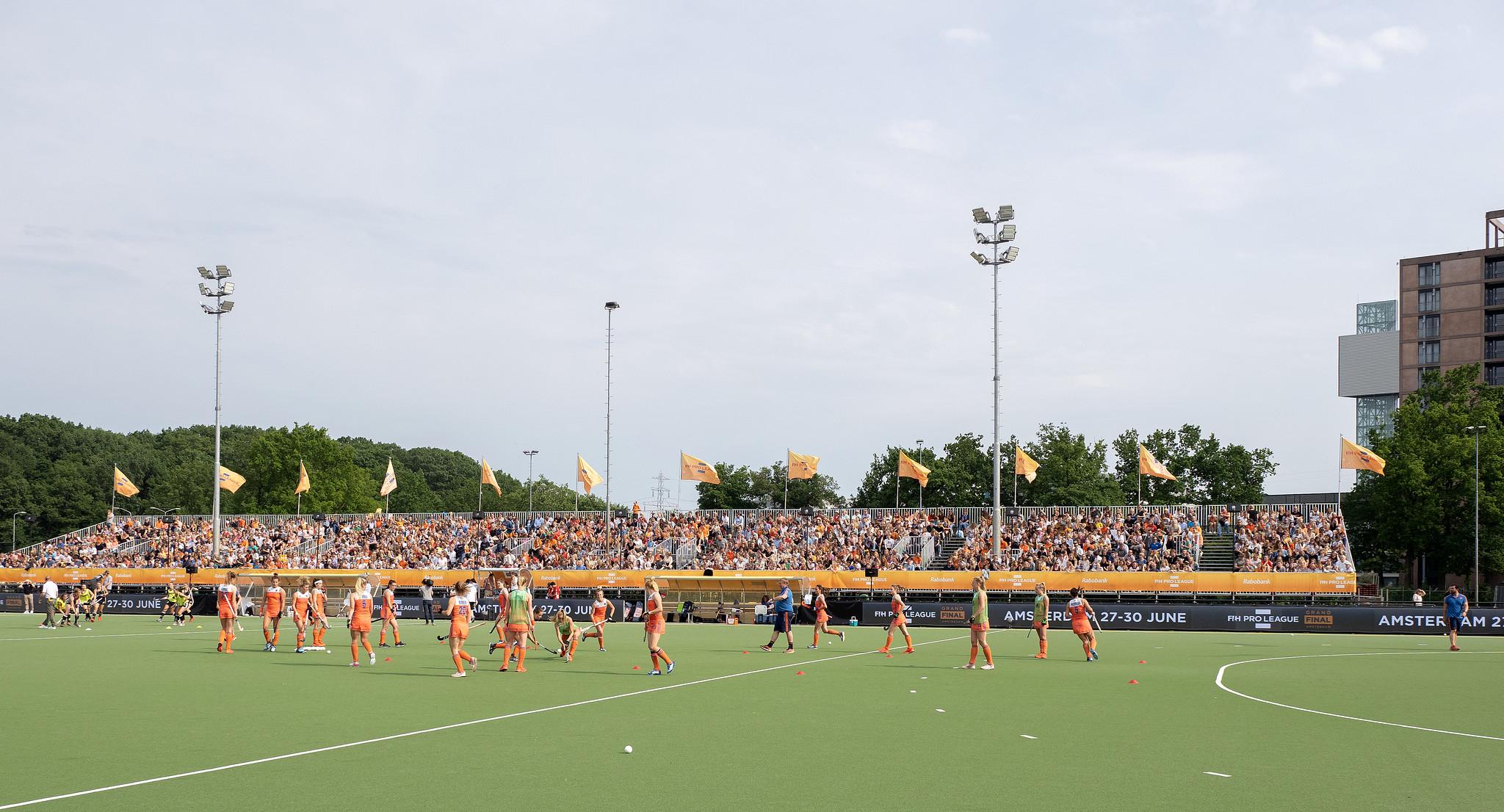 Preview Pro League (D): Nederlands dameselftal wacht dubbele ontmoeting met België
