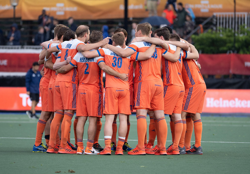 Argentinie wint in de FIH Pro League van Nederland door middel van shoot-outs.