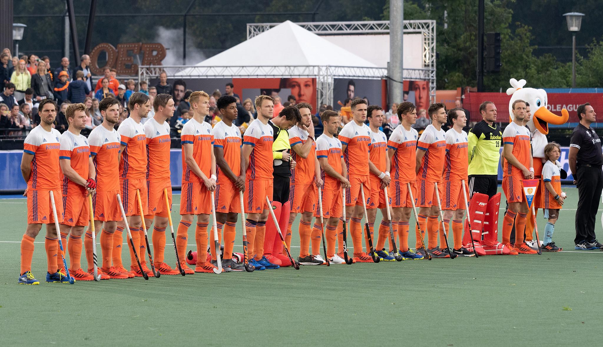 Liveblog FIH Pro League (H): Australië wint met ruime cijfers van Oranje (Eindstand 1 - 4)