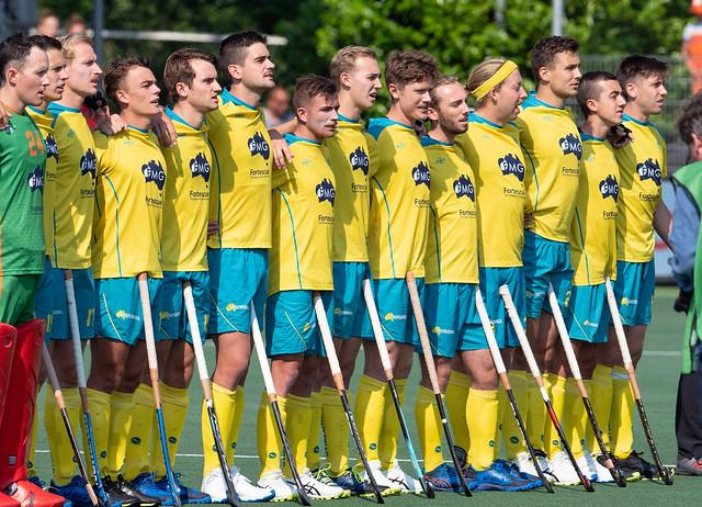 Round-up finale FIH Pro League (H): Kookaburras claimen eerste FIH Pro League-titel ten koste van België