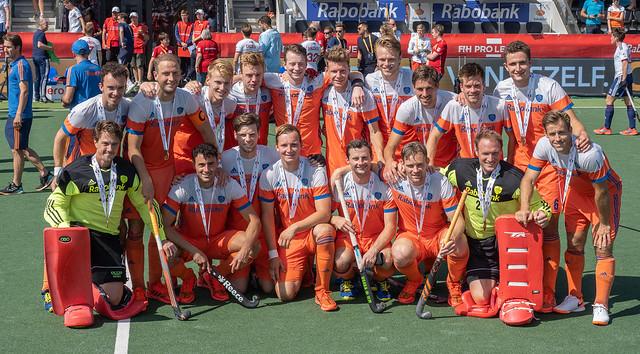 Selectie Nederlands mannen voor EK hockey bekend