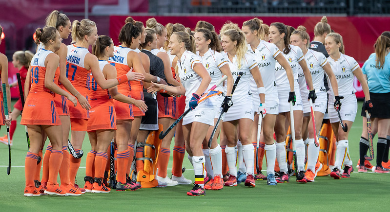Oranje-België-EK-hockey-2019