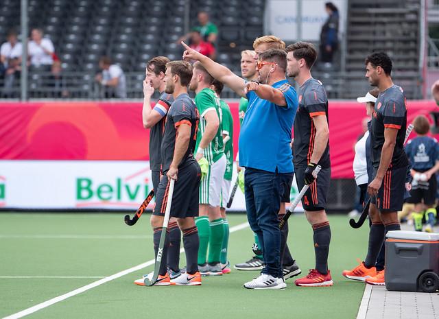 LIVE EK Hockey (H): Nederland wint van Duitsland (Eindstand 3 - 2)
