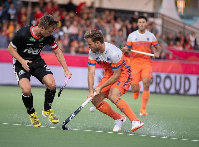 LIVE EK Hockey (H): Oranje wint vrij gemakkelijk van Schotland (Eindstand 6 - 0)