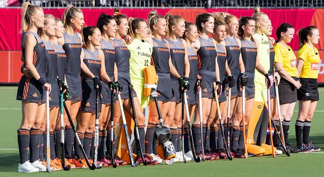 Liveverslag EK Hockey (D): Nederland maakt zich op voor een monsterscore (Eindstand 0 - 8)