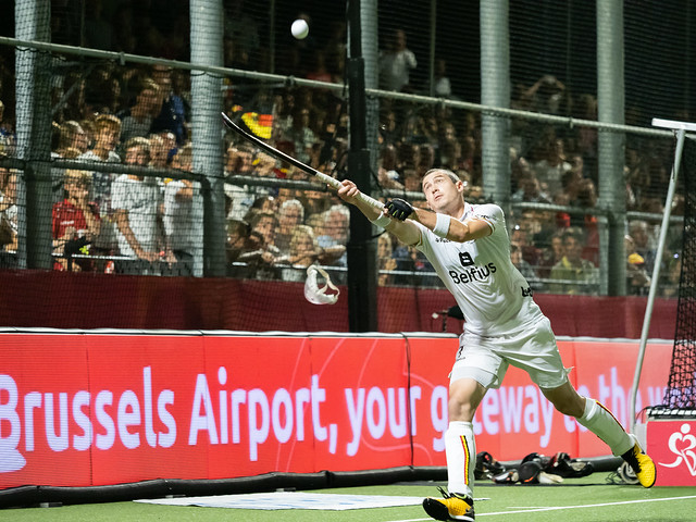Liveverslag EK Finale Hockey (H): België speelt meesterlijk en verslaat Spanje (Eindstand 5 - 0)