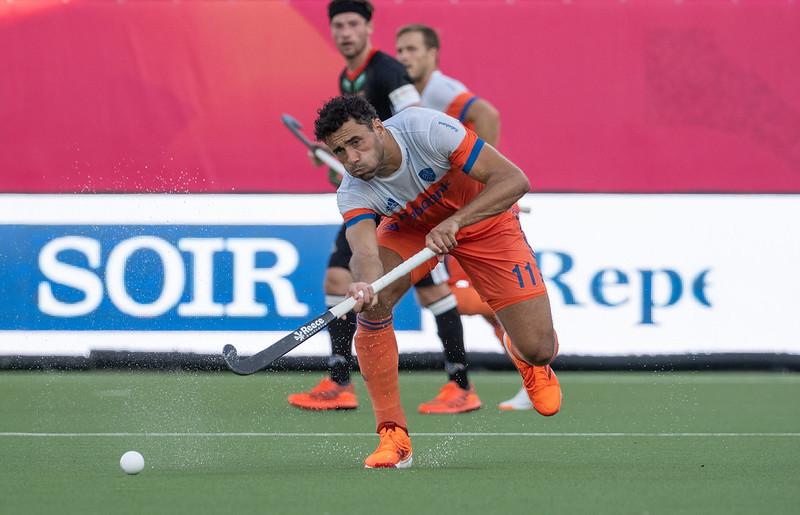 Glenn Schuurman kende spierpijn na de eerste training met Oranje
