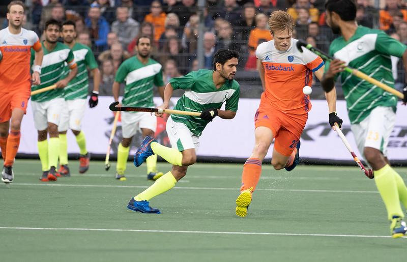 Olympische Kwalificatie: Samenvatting Nederland - Pakistan