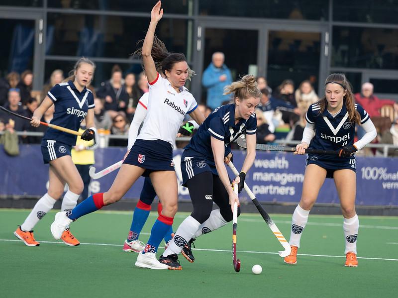 Ook Frédérique Malefason en Dana Luijkx stoppen met tophockey