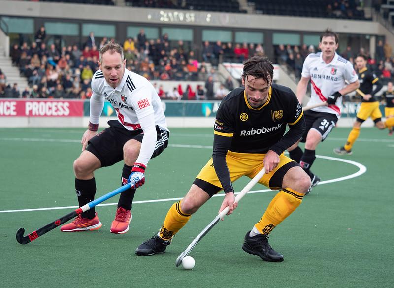Sebastien Dockier verlaat na vijf seizoen HC Den Bosch