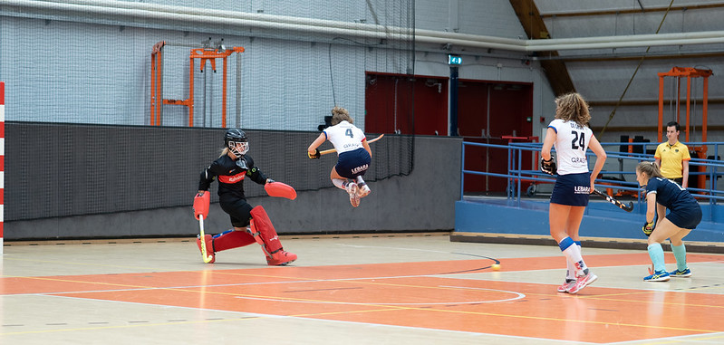 Starttoernooi Zaalhockey Hoofdklasse