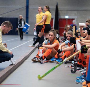 Julian Steen pakt met Groningen een punt tegen Amsterdam.