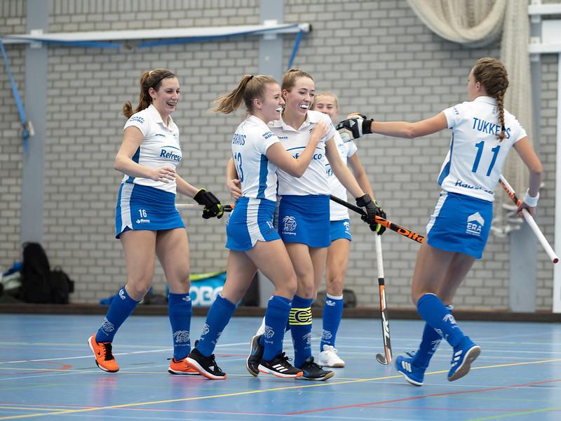 Play-offs kandidaten Hoofdklasse zaal bekend