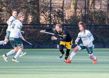 Justen Blok is een degelijke verdediger bij Rotterdam