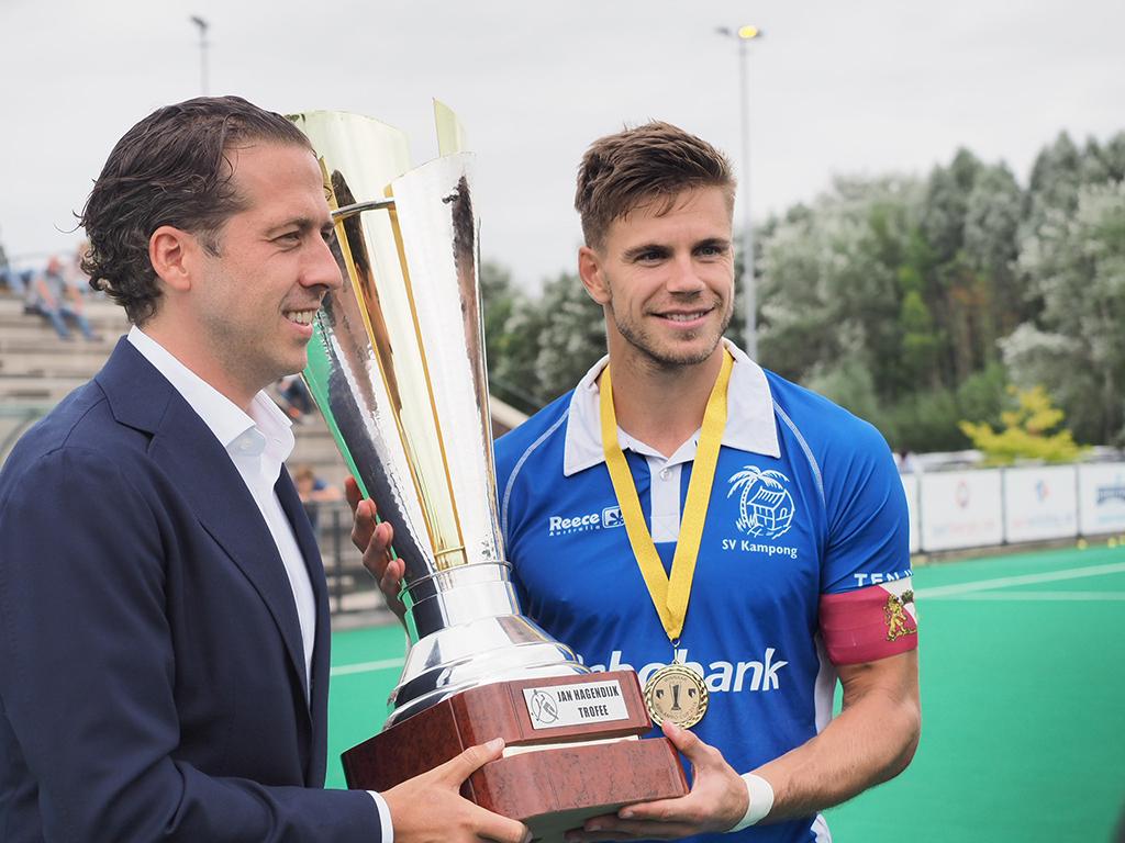 ABN AMRO Cup: Kampong wint in finale van Den Bosch