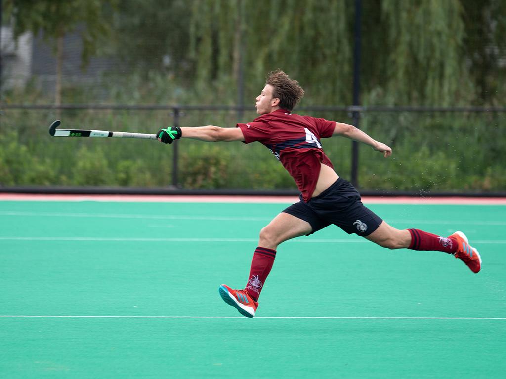 Play-outs HK (H): Vier ploegen strijden om twee startplekken in de Hoofdklasse Heren 2019/2020