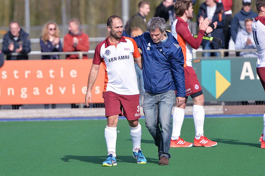 Alex Verga stopt als technisch manager bij Almere