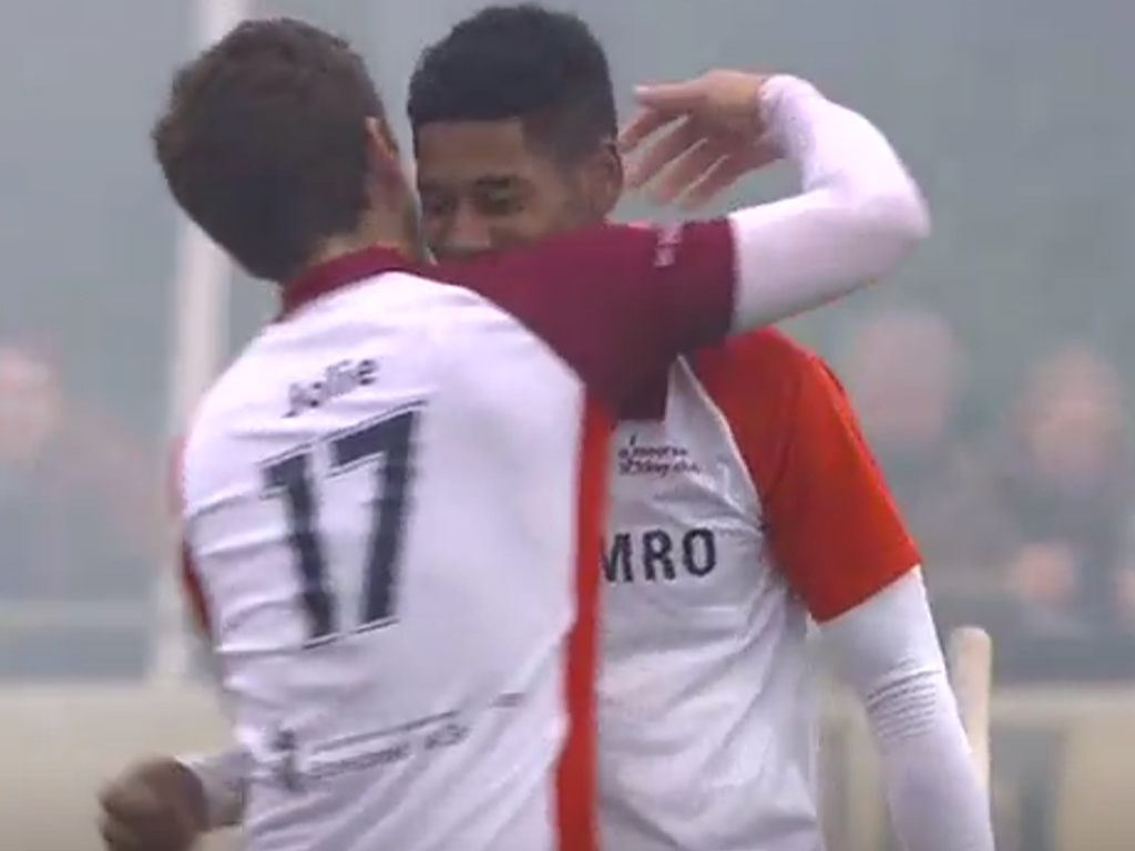 Play-outs samenvatting (H): Almere-Hurley 3-0