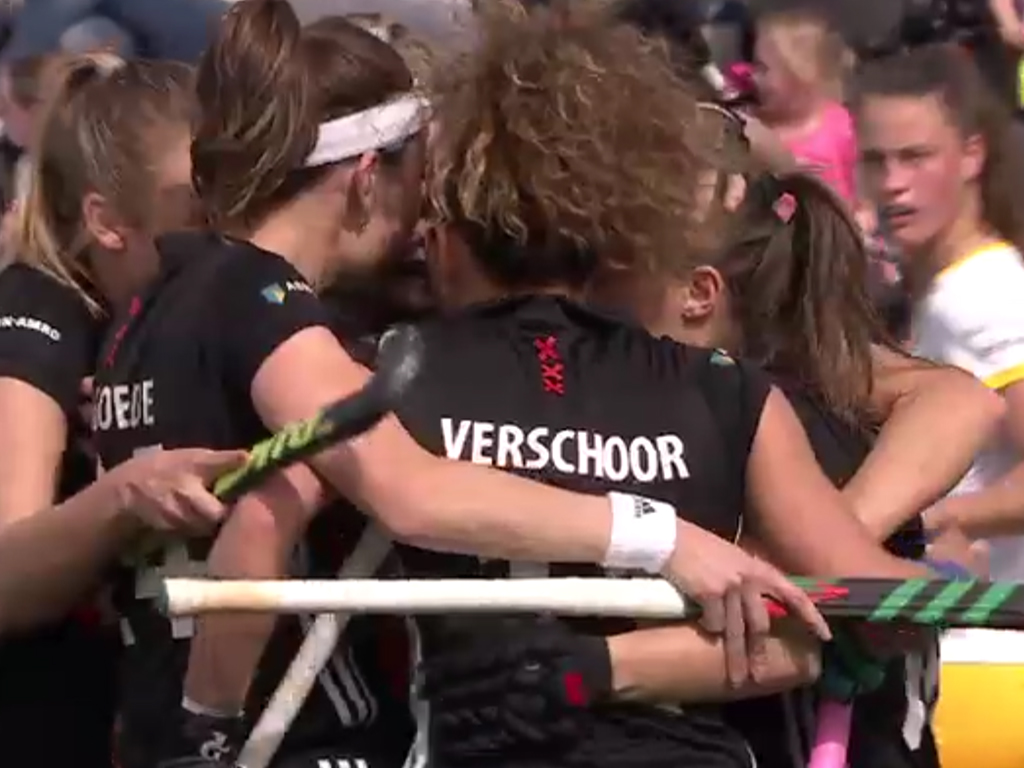 HK samenvatting (D): Amsterdam-Den Bosch 3-1