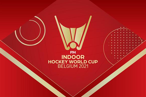 WK Zaalhockey 2021 in België