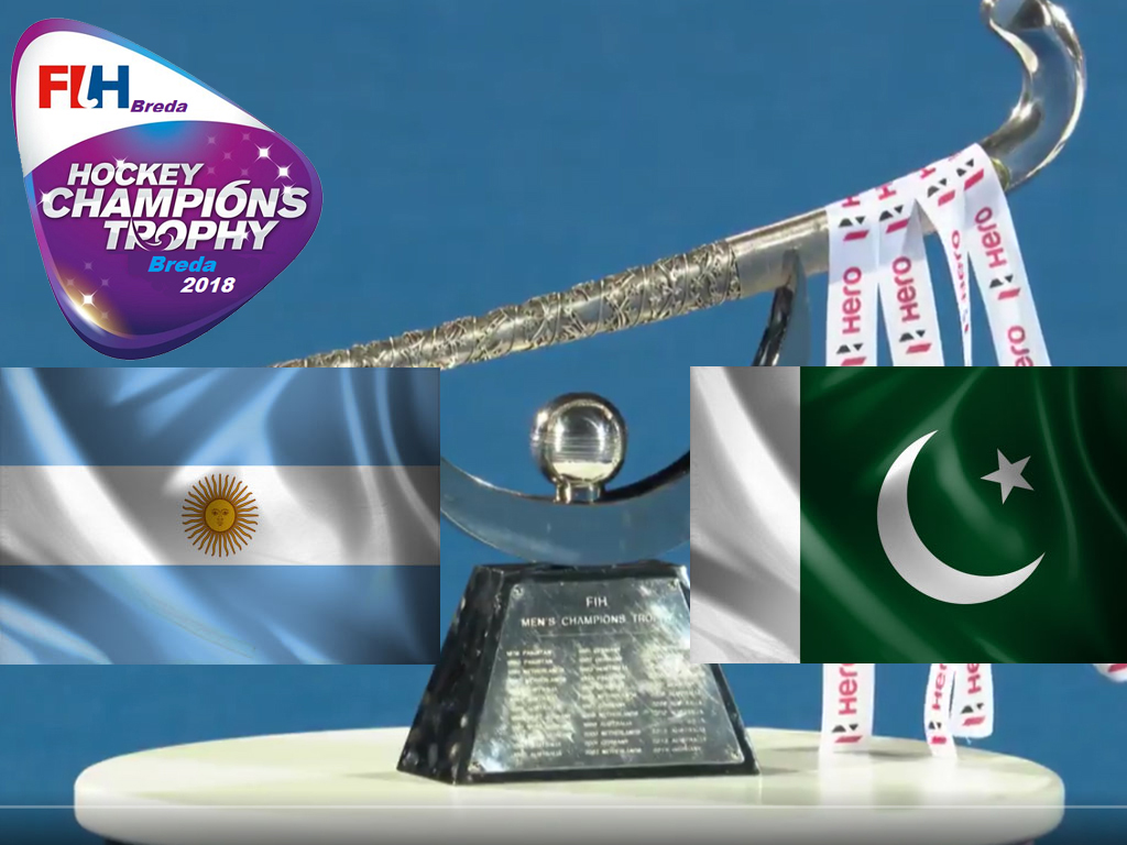 Champions Trophy (H): Eerste overwinning voor Pakistan