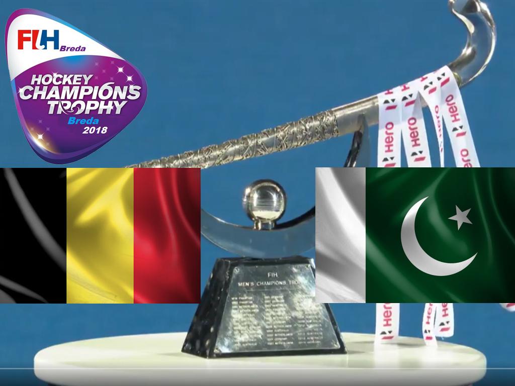 Champions Trophy (H): België boekt eerste overwinning