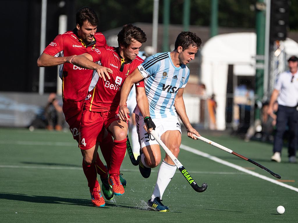 Agustín Bugallo speelt volgend seizoen voor HGC