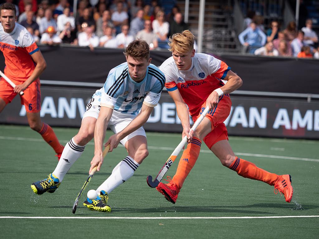 Preview pro league (m): Nederlands team neemt het op tegen Olympisch kampioen Argentinië