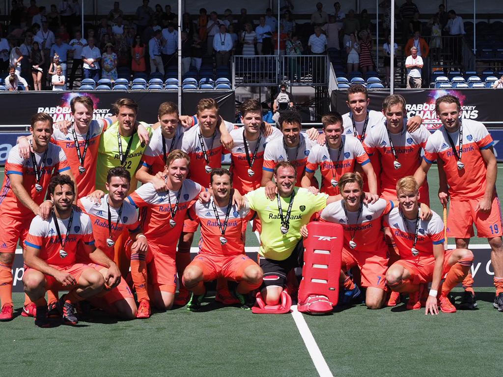 Champions Trophy (H): Brons voor Nederland na zege op Argentinië