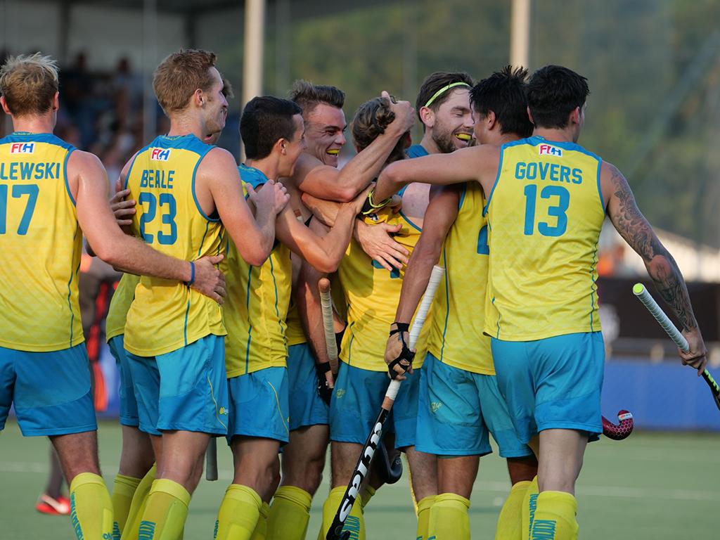 Champions Trophy (H): Nederland verliest van Australië