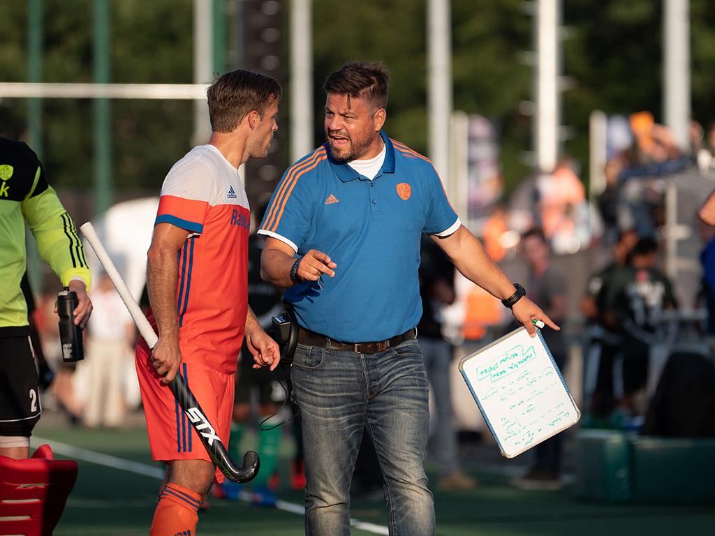 Caldas stopt na Tokio 2020 als bondscoach hockeyheren