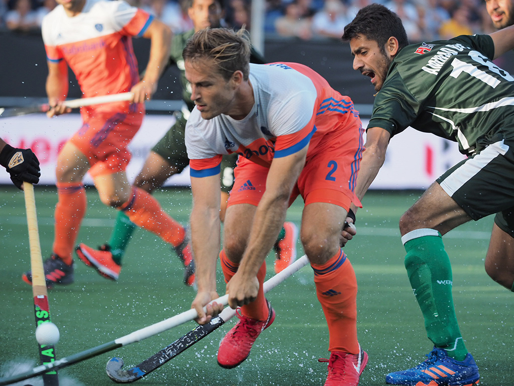 Champions Trophy samenvatting (H): Nederland-Pakistan 4-0